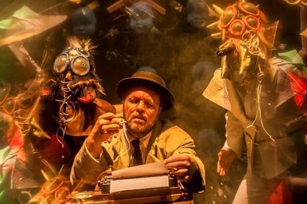 Giramundo resgata contos de escritor mineiro para nova montagem, 'O pirotécnico Zacarias' (Elmo Alves/Divulgacao)