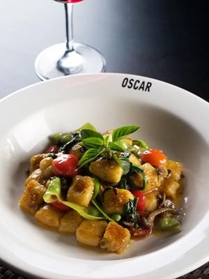 Iguarias italianas são destaque no Oscar Restaurante (Rafael Lobo/Zoltar Design)