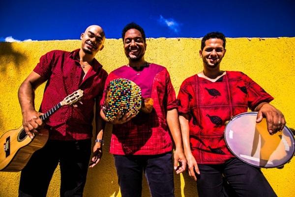 O grupo Filhos de Dona Maria é atração musical confirmada no Feijoada & Samba  (Davi Mello/Divulgação)