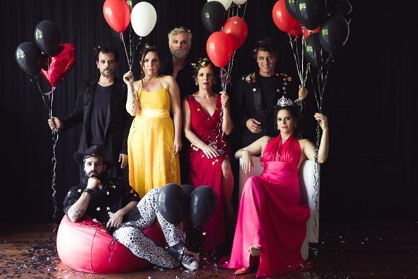 O coletivo Teatro do Instante apresenta o musical 'Contra o Amor' neste sábado (26/10) na Funarte como parte da mostra (Diego Bresani/Divulgação)