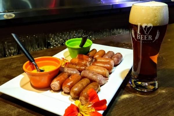 Comida de boteco e variedades de chopes agradam no I Love Beer (I Love Beer/Divulgação)