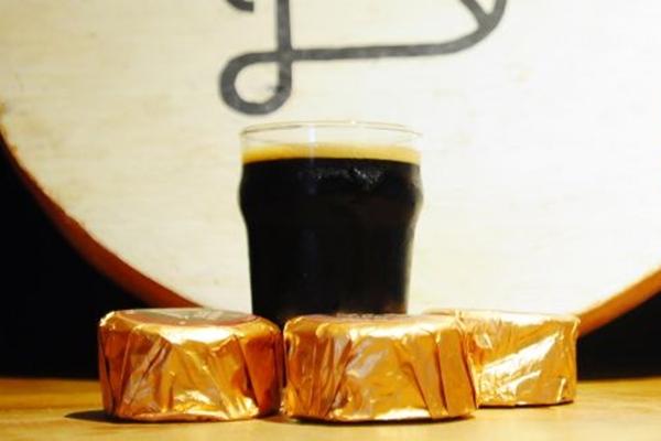 A Karmacoma tem um sabor intenso e combina bem com alfajor (Minervino Junior/CB/D.A Press)