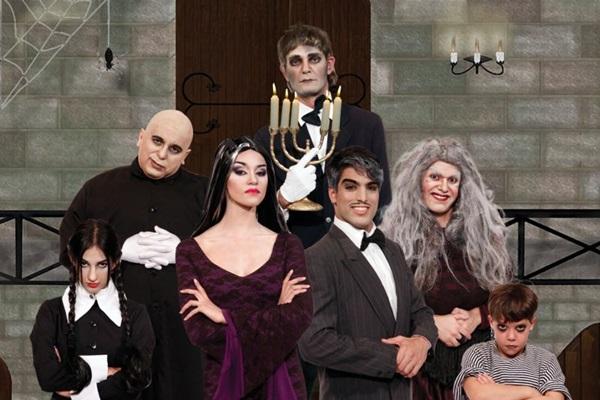 Ainda no clima do Halloween, a sinistra família Addams protagoniza espetáculo na Escola Parque  (Paki/Divulgaçao)