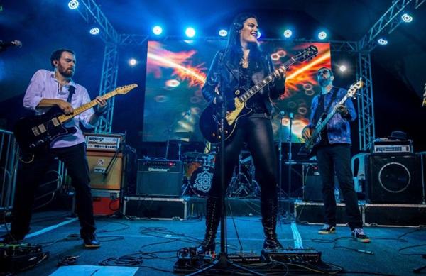 A banda Rock Beats vai viajar por diversos estilos em show com ilustres convidados  (Henrique Francois/Divulgacao)
