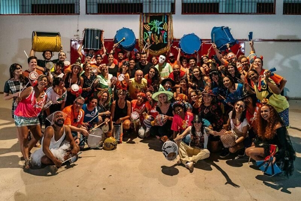 Bloco Patubatê é uma das atrações musicais desta sexta edição  ( Alma Criativa/Divulgação)