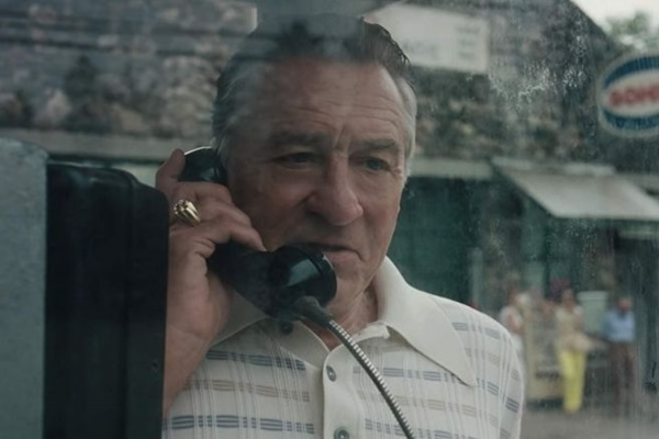Al Pacino na pele do enigmático personagem Jimmy Hoffa em 'O irlandês'  (O2 Filmes/Divulgação)