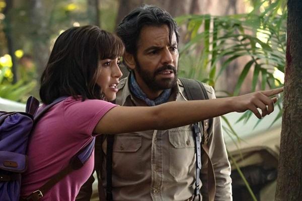 'Dora e a cidade perdida' respeita o amadurecimento do público (Paramount Pictures/Divulgação)