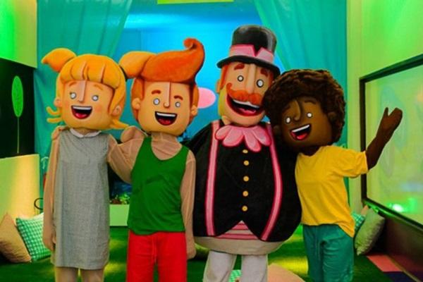 Mundo Bita apresenta para as crianças um espetáculo musical repleto de aprendizados  (Mundo Bita/Divulgação)