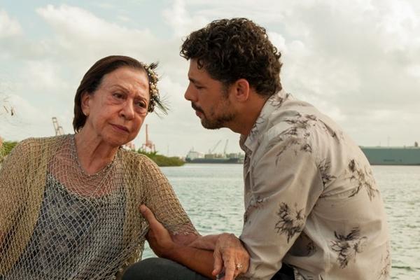 'Piedade': Fernanda Montenegro e Cauã Reymond em cena (República Pureza Filmes/Divulgação)
