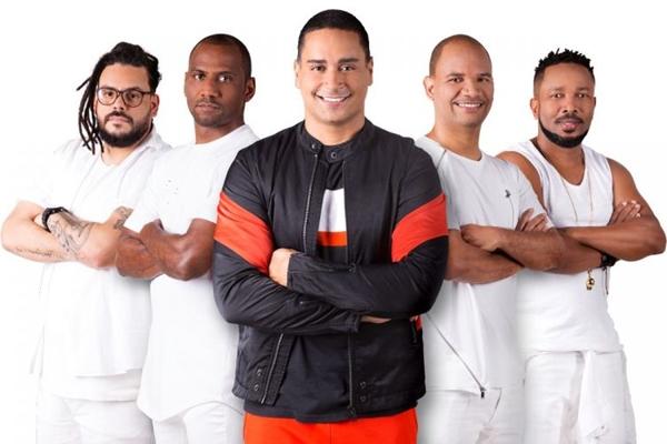 Harmonia do Samba é uma das atrações do Réveillon Ventura (Mattoni Comunicação/Divulgação)