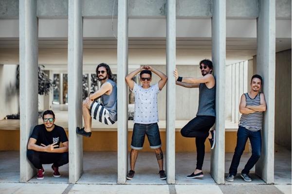 A banda fez muito sucesso no início de 2010 ( Um Nome Comunicação/Divulgação)