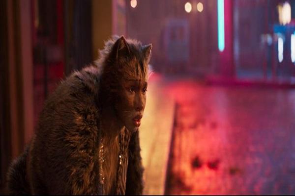 'Cats' se equilibra entre críticas positivas e negativas  (Copyright Universal Pictures France)