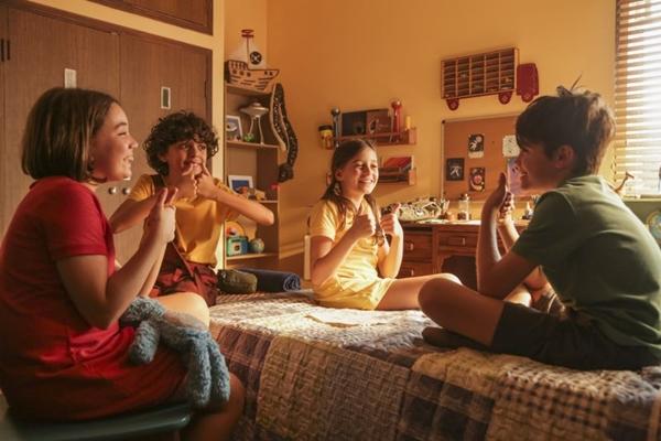 O longa é o primeiro live-action da 'Turma da Mônica' nos cinemas (Serendipity Inc./Divulgação)