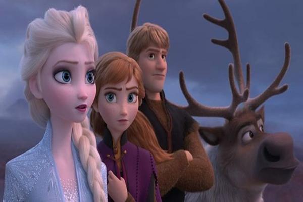 'Frozen 2' traz de volta Elsa, Anna e Kristoff  ( Disney/Divulgação)