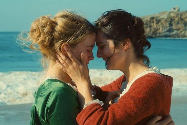Retrato de uma jovem em chamas: premiado pelo roteiro, durante o Festival de Cannes (Supo Mungam Filmes/Divulgacao)