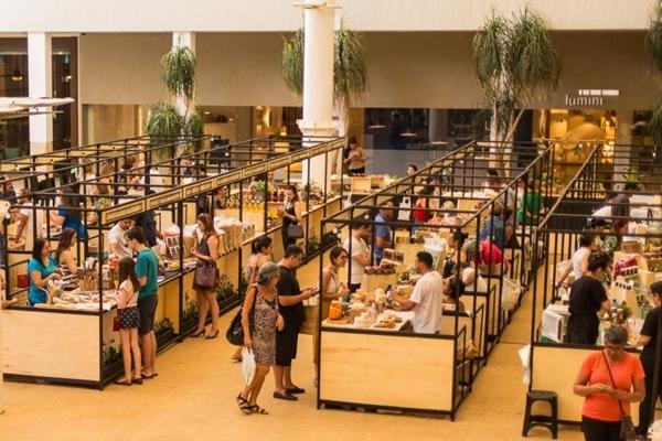 A feira sustentável Somos tem programação até domingo  (Raquel Camargo/Divulgação)