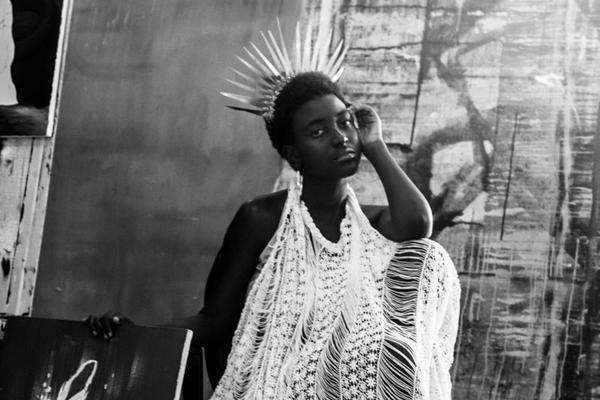 Fotografia de Ester Cruz integra a exposição Deslocamentos (Tatiana Reis/Divulgação)