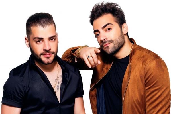 (A música '3 batidas', uma das músicas mais executadas pelas rádios em 2019, será presença garantida no repertório da dupla Guilherme e Benuto)