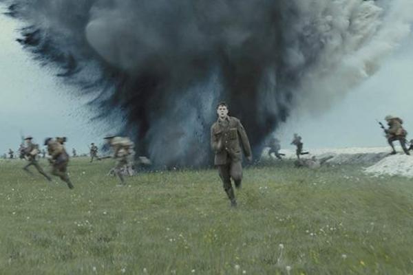 '1917': No emaranhado de uma guerra com concepção aterradora  ( DreamWorks/Divulgação)