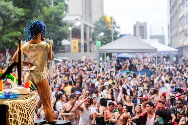 O bloco de pré-carnaval Reconvexa agita o sábado brasiliense (Arquivo Pessoal)