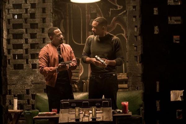Bad Boys para sempre: só a parceria salva os personagens de Will Smith e Martin Lawrence (ColumbiaPictures/Divulgação)