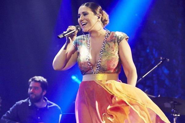 Maria Rita chega a Brasília cantando clássicos do samba (Guto Costa/Divulgação)