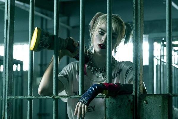 'Aves de Rapina': longa com Margot Robbie traz momentos que beiram o patético  (Warner/Divulgacao)
