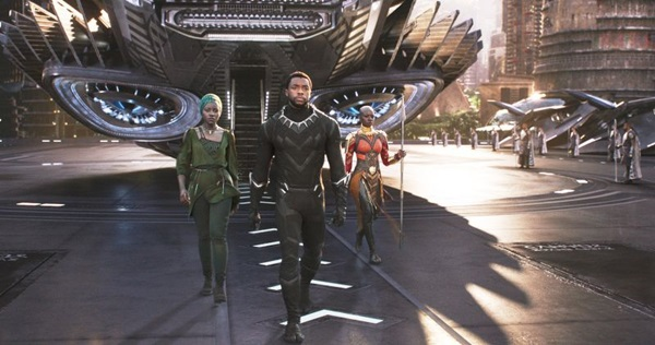 O filme apresenta o país futurístico de Wakanda (Reprodução/Internet)
