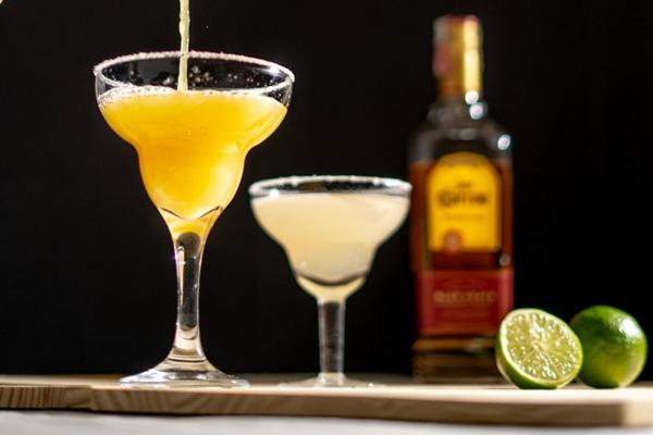 A Margarita Chili é uma versão mais suave da bebida clássica (Bruno Oliveira/Divulgação)
