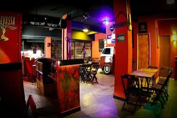 Toinha Rock Pub, casa de shows em Samambaia que recebe diversas atrações nacionais e internacionais do estilo (Facebook/Reprodução)