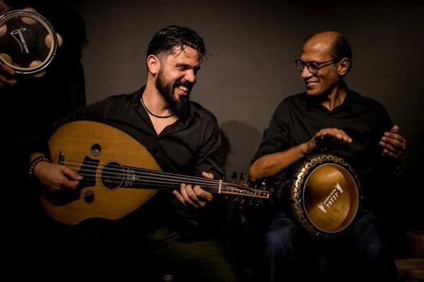 O grupo Kervansarai faz duas apresentações no Clube do Choro e toca um apanhado de músicas originárias das culturas mediterrâneas (Nina Quintana/ Divulgação)