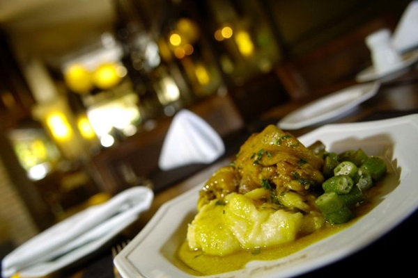O restaurante Don Durica é especialista em trazer o sabor da culinária mineira para o DF (Daniel Ferreira/CB/D.A Press)