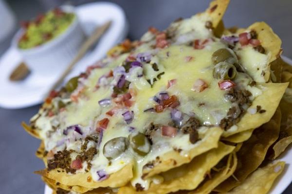 Nachos, do restaurante A Toca, são uma ótima opção para quem gosta de saborear a culinária mexicana (A Toca/Divulgacao)