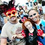 Fotografe seu Carnaval e apareça no site do Correio - (Divulgação)